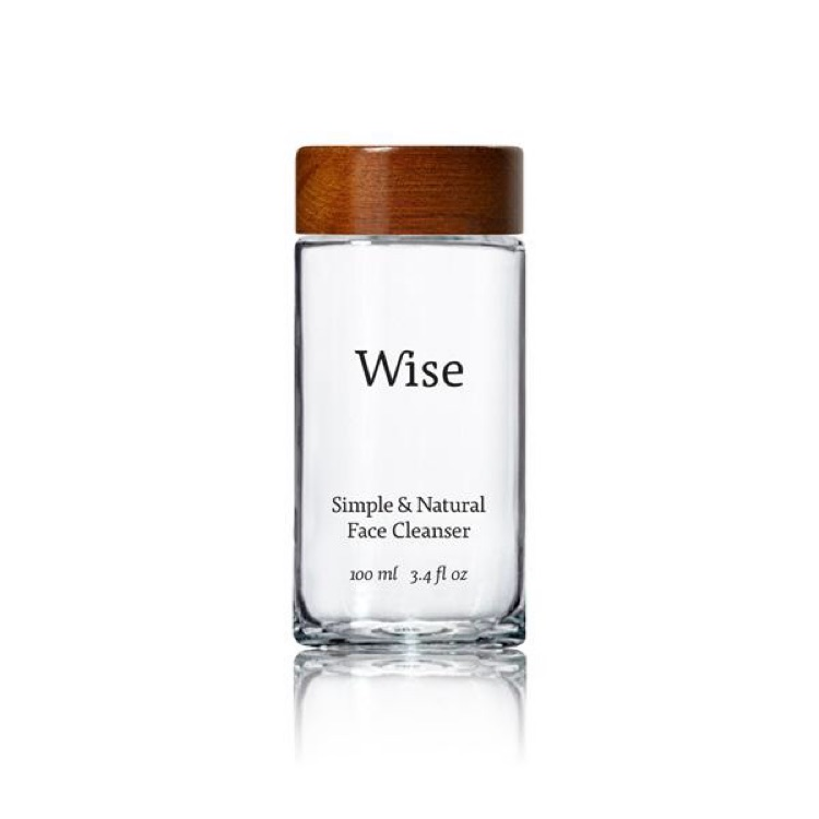 Willowherb Face Cleanser Travel Bottle - 100 ml